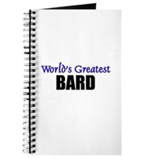 Worlds Greatest BARD Journal