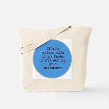 Cute Book lovers Tote Bag