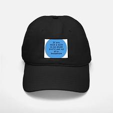 Cute Book Baseball Hat