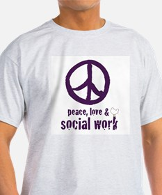 Cool Social worker T-Shirt