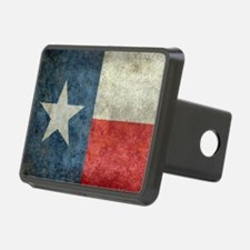 Texas state flag vintage r Hitch Cover