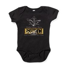 Funny Team six Baby Bodysuit