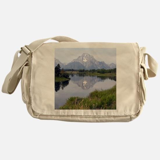 Mount Moran Messenger Bag