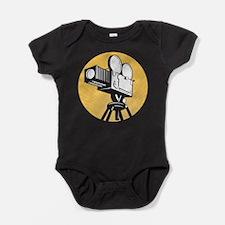 Cute Film Baby Bodysuit