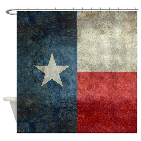 Texas State Flag Vintage Retro Styl Shower Curtain By Listing Store 117607610