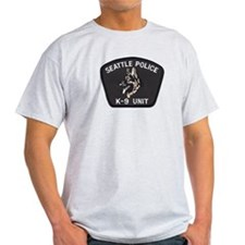 Cool Police k 9 T-Shirt