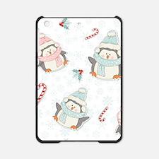 Christmas Penguins iPad Mini Case