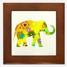 Unique Fun Framed Tile
