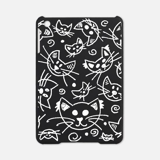 Doodle Cats iPad Mini Case