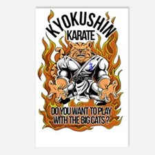 Cute Kyokushin Postcards (Package of 8)