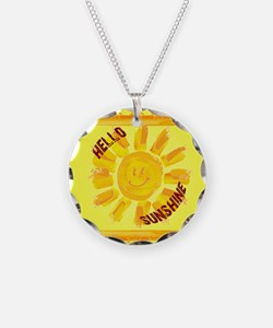 hello sunshine Necklace