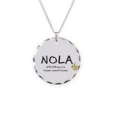 NOLA Home Sweet Home Necklace