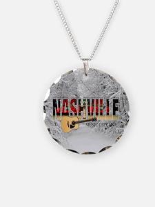 Nashville Music City-CO1 Necklace