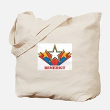 BENEDICT superstar Tote Bag