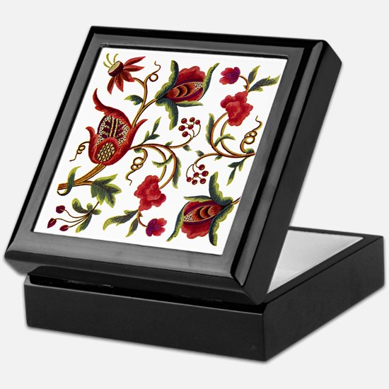 Princess Anne Embroidery Keepsake Box