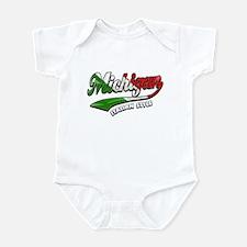Michigan Italian Style Infant Bodysuit