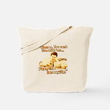 Cheers: Beernuts Tote Bag