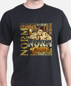 Cheers: Norm T-Shirt