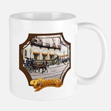 Cheers Opening Horse Mug