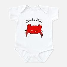 Crabby Butt Infant Bodysuit