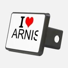 I Love Arnis Hitch Cover