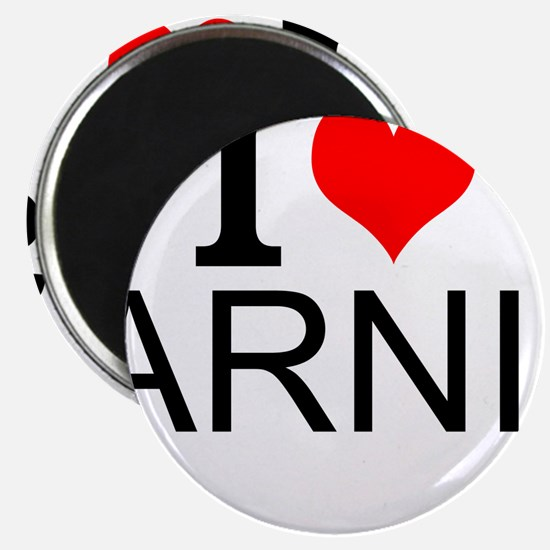 I Love Arnis Magnets