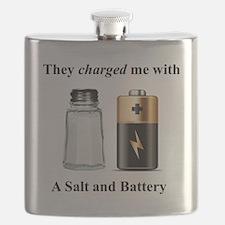 Salt Battery Flask