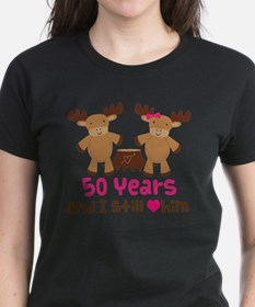 Unique 50 year anniversary Tee