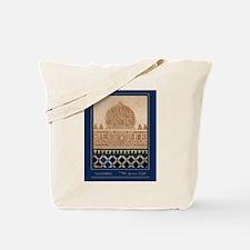 """Granada-Alhambra-3-"" Tote Bag"