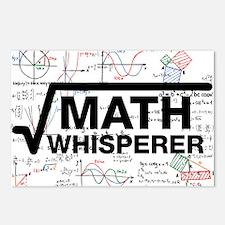 math whisperer Postcards (Package of 8)