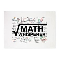 math whisperer 5'x7'Area Rug