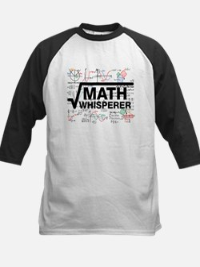 math whisperer Baseball Jersey