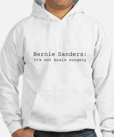 it's not brain surgery Hoodie