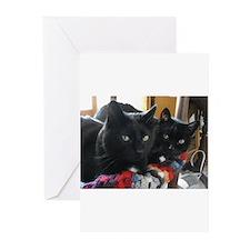 Cute Kitties Greeting Cards (Pk of 20)
