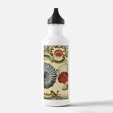 elegant paris beach se Water Bottle