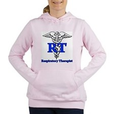 Funny Respiratory Women's Hooded Sweatshirt