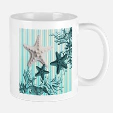 romantic seashells shabby chic Mugs