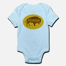 Yellowstone Bison Decal Body Suit