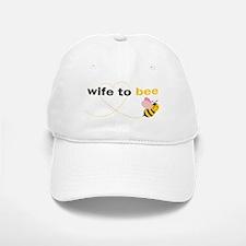 Wife To Bee Baseball Baseball Baseball Cap