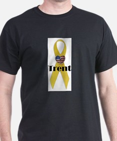Trent (Yellow Ribbon) T-Shirt