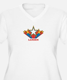 LANDEN superstar T-Shirt