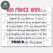 I am...Air Force Wife.png Puzzle
