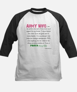 I am...Army Wife.png Tee