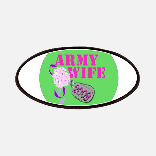 army wife ornament 2009.png Patch