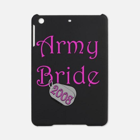 Army Bride Dog Tag 2008.png iPad Mini Case
