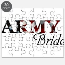 Funny Army wife Puzzle