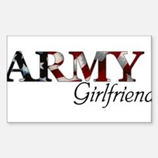 Funny Army wife Decal