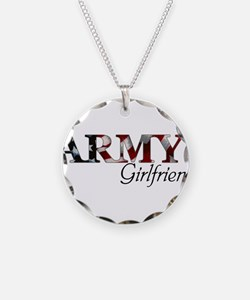 Cute Army family Necklace