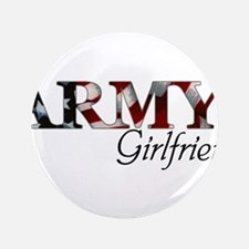 Unique Army wife Button