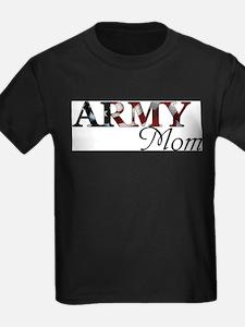 Army Mom (Flag) T